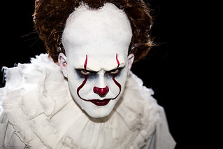 Pennywise @Comic Con Brussels