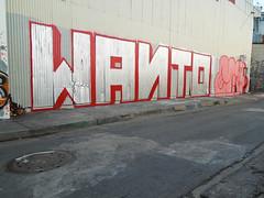 (gordon gekkoh) Tags: wanto mq dms bbb 246 sanfrancisco graffiti