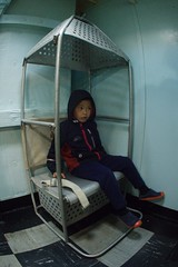 2682 Chairlift (mliu92) Tags: alameda usshornet uw rokkorpg 18mm95 highline personnel transfer chair calcifer son
