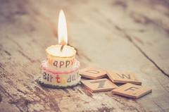 Happy Birthday 7DWF.... (Ayeshadows) Tags: happybirthday 7dwf maelia rouch candle