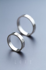 LOVE (leadin2) Tags: collection canon 2018 wedding band cartier love ring macro