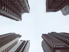 Wan Chai, Hong Kong (p.bjork) Tags: wanchai lookingup hongkong