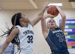 DSC_3313 (K.M. Klemencic) Tags: hudson high school girls basketball lady explorers twinsburg tigers ohsaa sectional ohio