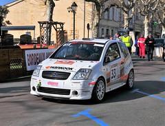 #33 Citroën C2 (kinsarvik) Tags: castillonlabataille gironde bordeauxaquitaineclassic rallye rally