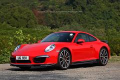 Porsche, 991, Hong Kong (Daryl Chapman Photography) Tags: ug991 porsche 911 991 german hongkong china sar canon 5d mkiii 70200l car cars carspotting carphotography auto autos automobile automobiles