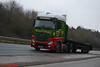 Mercedes Benz Actros MP4 'Bowring (Transport) Ltd' reg FJ66 TYU (erfmike51) Tags: mercedesbenzactrosmp4 truck artic flatbedtrailer euro6 lorry bowringtransportltd