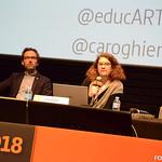 Educ'ARTE Éducation/Formation, Caroline GHIENNE (ARTE), Modérateur Stéphane MALAGNAC thumbnail