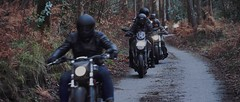 Winter Ride 2018 - 19 (Fabio MB) Tags: winter ride trip tonup café racer moto motorcycle cold mountain nature tracker bobber portugal road crew freedom escape