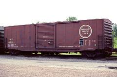 MP 365951 (Chuck Zeiler) Tags: mp 365951 railroad boxcar box car freight cotter train chuckzeiler chz