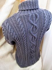 Aran fisherman wool sweater (Mytwist) Tags: elenabir28 woolfetish wool turtleneck knit fashion fair fetish design dublin style craft cozy chunkysweater bulky retro fisherman aranstyle aran irish