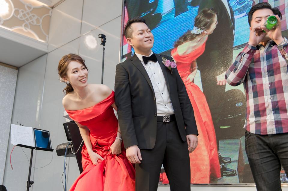 婚攝 高雄林皇宮 婚宴 時尚氣質新娘現身 S & R 148