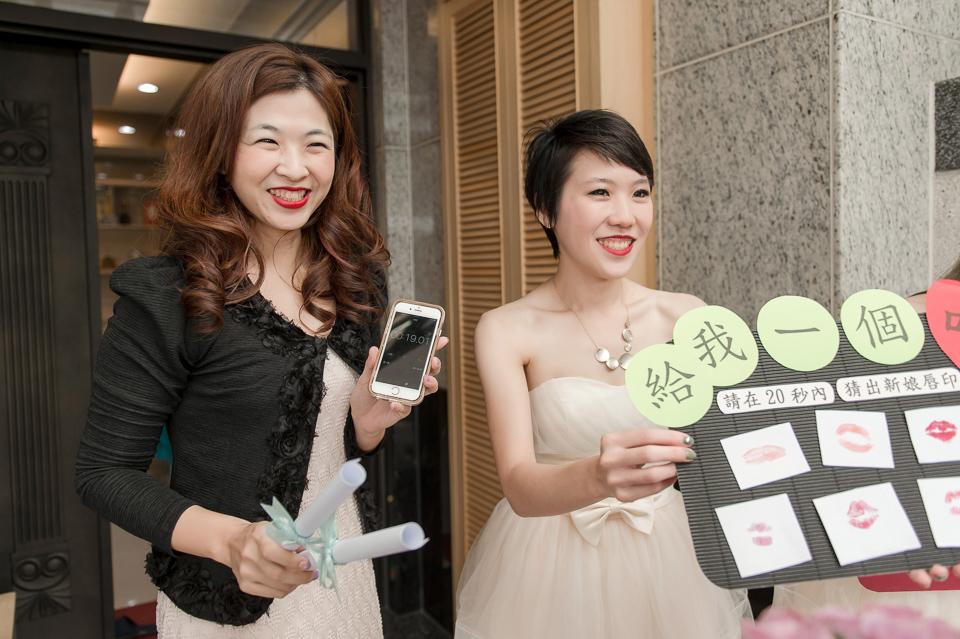 婚攝 高雄林皇宮 婚宴 時尚氣質新娘現身 S & R 048