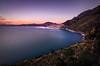 101 sec (fabiocalandra) Tags: sicilia sicily italia italy landscape seascape paesaggio mare sea sunset sunrise tramonto sky cloud long exposure