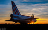 LPG Evening Shoot 24 Feb 18 © Steven Harrison-Green (78 of 128) (harrison-green) Tags: english electric lightning lpg bruntingthorpe qra quick reaction alert shed aircraft fast jet british britain raf royal air force f3 f6 night evening light dark photoshoot shadow silhouette shgp sunset colur color preservation group canon 700d 18200mm