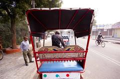 ஆக்ரா | Agra (Kals Pics) Tags: rickshaw pov perspective driver rickshawpuller men bicycle streetlife india agra uttarpradesh morning sunlight travel transport cwcwalk315 people life cwc chennaiweekendclickers roi rootsofindia incredibleindia travellers vehicle machine streetphotography kalspics