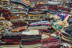 20180101 Cairo, Egypt 08928-593 (R H Kamen) Tags: cairo egypt egyptianculture largegroupofobjects middleeast multicolored northafrica abundance artandcraft carpet day geometricpattern heap largegoupofobjects marketstall outdoors pattern retail rhkamen stacked streetmarket textile