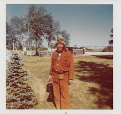 Fort Bridger 1974 Big Red (Cornbread, beans, & coffee) Tags: fortbridgerrendezvous fortbridger rendezvous wyoming