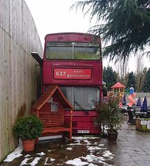 Former WMPTE Metrobus POG509Y at Brigg 2018 (Ado Griff) Tags: pog509y mcwmetrobus mcwcoachwork brigggardencentre wmpte2509