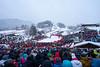 Hahnenkamm Race Slalom (DavidTeufel) Tags: snow winter photography sony alpha tyrol kitzbühel hahnenkamm race skiing skirace ganslernhang ganslern slalom worldcup