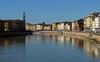 L'Arno a Pisa (giorgiorodano46) Tags: novembre2010 november 2010 pisa toscana tuscany italy giorgiorodano arno fiume river ponte bridge riflessi reflections