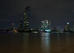Glass river (pradeep javedar) Tags: bangkok bangkoklife cityline cityscape landscape landscapephotography long exposure nightshots longexposure longexposurephotography asiatique asiatiquebangkok asiatiquemall canon80d bokeh mundanedetails river chaoprayariver travel explore experience travelmore travelphotography