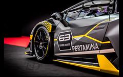 Lamborghini Huracan Super Trofeo Evo (Laurent DUCHENE) Tags: festivalinternationaldelautomobile 2018 car motorsport automobile automobiles conceptcar lamborghini huracan super trofeo evo