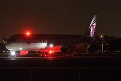 A7-ALL, Qatar Airways, Airbus A350-941, KMIA, February 2018 (a2md88) Tags: kmia mia qatar qatarairways qatara350 qatarairwaysa350 qra350 airbus airbusa350 a350 a350941 a7all