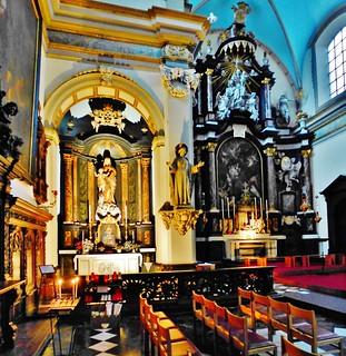 (55) Allemaal Brugge - Kerk van de ongeschoeide karmelieten.