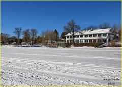 180212 Elmhirst-Rice Lake (9) (Aben on the Move) Tags: elmhirstresort ricelake keene peterborough ontario canada winter snow lake frozenlake restaurant lunch