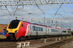 220019 'Mersey Voyager' (Cumberland Patriot) Tags: virgin cross country trains bombardier cummins qsk19 class 220 220019 mersey voyager demu diesel electric multiple unit carlise citadel railway station platform three wcml west coast main line express passenger train rail railroad