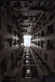 Sky tunnel