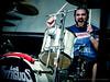 Pegale Fuerte, Cagón! (Xurulo) Tags: huija pablohuijaandres losantiguos jaws tiburon drummer drums baterista batería patolarralde maderaprohibida