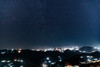 Starry Night (Mansoor Bashir) Tags: samli khyberpakhtunkhwa pakistan pk punjab rawalpindi islamabad islamabadcapitalterritory murree astrophotography nightscape night long exposure mountains hills lights outdoors rural