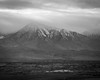 Bishop, California (dwblakey) Tags: landscape sunset bishop mountains evening clouds california owensvalley outside easternsierra monochrome sky blackandwhite inyocounty mttom winter outdoors unitedstates us