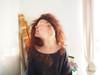 Dubbi (Ale Mattarozzi) Tags: body me hair red home badroom olympus photographics uman italy art color city milano