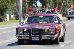 (Paul J's) Tags: event hawera taranaki americarna vehicle policecar statetrooper plymouth fury