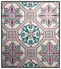 Mosaic Patterns - #23 (ronniesz) Tags: finelinepens mosaicpatterns coloring adultcoloring