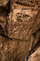 Hueco-1-2 (Brandon Keller) Tags: hueco rockclimbing travel texas