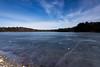 Walden Pond Melting (MikeWeinhold) Tags: waldenpond massachusetts newengland 6d 1740mm leefilters bigstopper gdfilter ndfilter