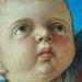 BELLINI Giovanni,1487 - La Vierge et l'Enfant entre Saint Pierre et Saint Sébastien (Louvre) - Detail 44
