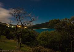 Paysage au clair de lune (TravelerRauni) Tags: france deshaies departementsdoutremer guadeloupe continentsetpays europe