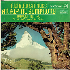 Strauss An Alpine Symphony • Ein Alpensymphonie - Kempe RCA Victor UK 1 (sacqueboutier) Tags: vintage vinyl vinylcollection vinyllover vinylnation vinylcollector lp lplover lps lpcollection lpcover lpcollector lpcoverart lpcoverlover records record classical classicalmusic m rca rcavictor