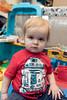 Will - 13 months old (Katherine Ridgley) Tags: toronto torontobaby torontotoddler baby babyboy cutebaby toddler toddlerboy cutetoddler cute boy starwars toddlerfashion fashion r2d2 play toy toys playroom playspace