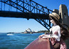 Harbour Bridge, Opera House and Me♥ (ARa_Song♥) Tags: dd dollfiedream songara australia sydeny operahouse harbourbridge