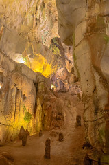 Gruta da Moeda 2078 (_Rjc9666_) Tags: atraction caves colors fatima grutadamoeda landmark nikond5100 ourem places portugal stalactite tamrom2470f28 ©ruijorge9666 sãomamede leiria pt