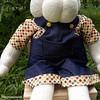 Coelho Chico (mfuxiqueira) Tags: coelho coelha coelhinho coelhinha páscoa coelhodepano bonecadepano artesanato
