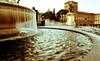 26febbraio (37)-2 (andry_92) Tags: piazzavenezia roma rome fontain city città nikon seppia monochrome