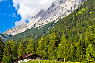 Ehrwald, Tirol - Austria (0299)
