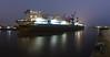 """12.01.2018 Bremerhaven [DE] TT-Line """"Peter Pan"""" (Gunnar Meisner) Tags: peterpan ssw panorama ttline schiff bremerhaven bremen deutschland de schwimmdock dock werft shipyard"""