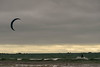 Wave Skimming (sbisson) Tags: kite surfer beach bay jersey coast waves rocks clouds winter kitesurfer grevedazette stclementsbay stclement channelislands storm englishchannel